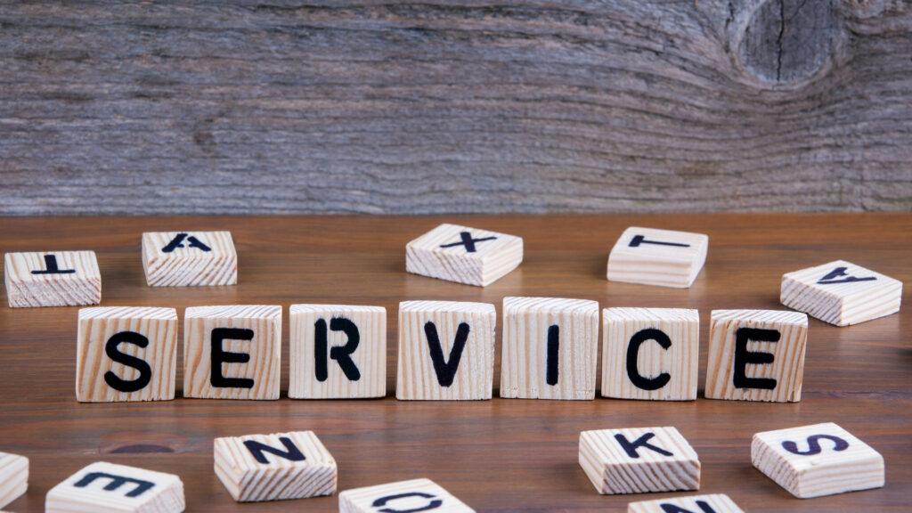 サービスの内容を表す画像