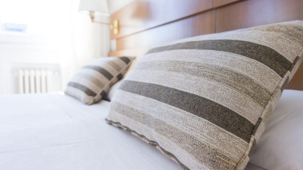 枕とベット