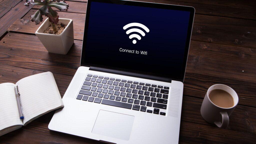 WiFiを使う人