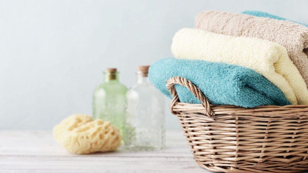 Airbnbのお風呂のアメニティ