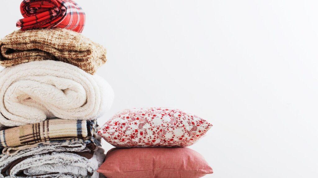 Airbnbの寝具のアメニティ