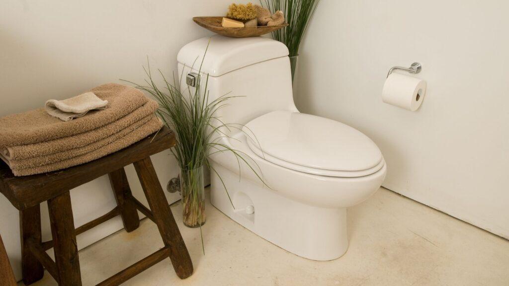 Airbnbのトイレのアメニティ