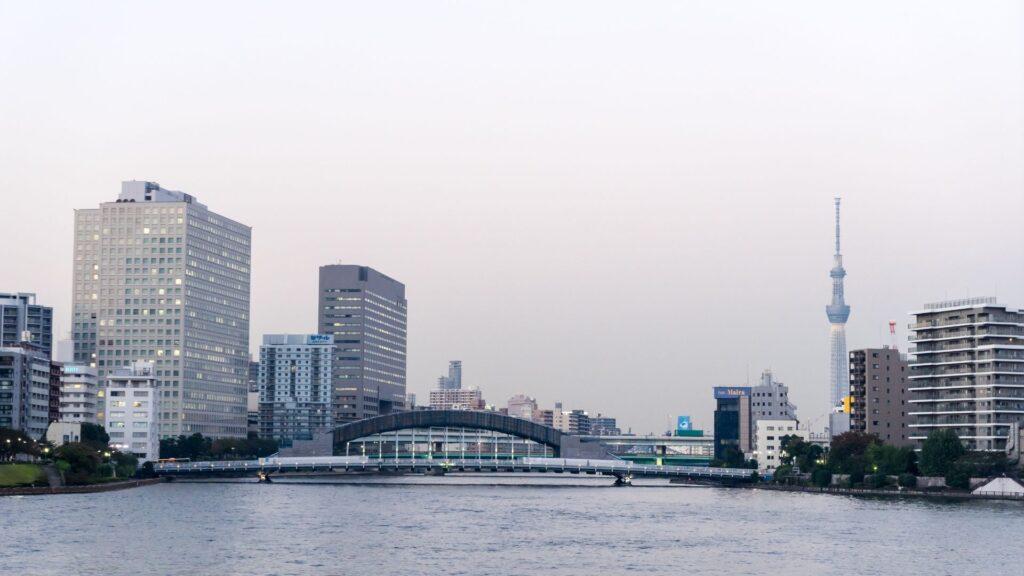 東京の観光地